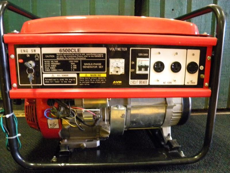 Generator 6500CLE