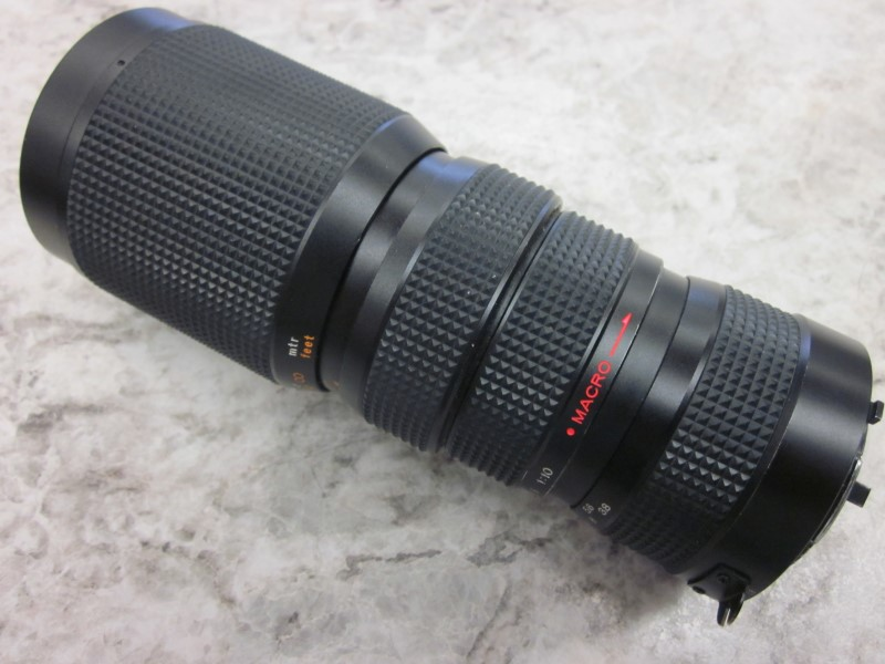 PROMASTER LENS 85-210MM