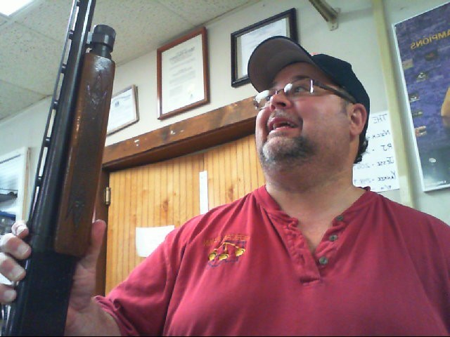 TED WILLIAMS Shotgun M200