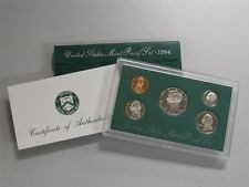 UNITED STATES Proof Set 1994 PROOF SET
