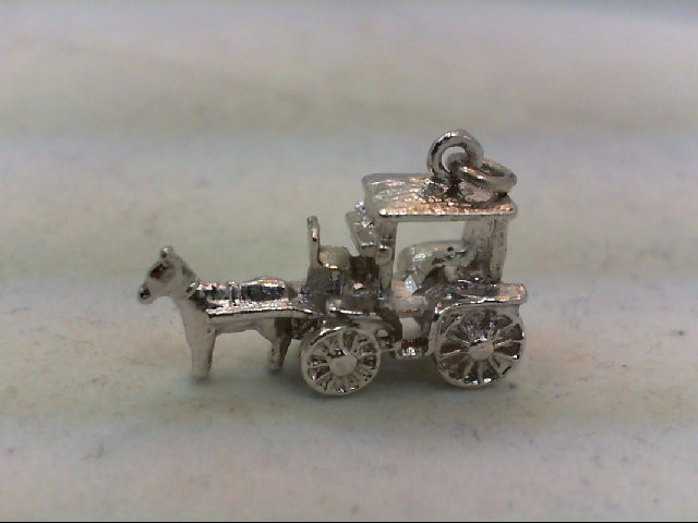 Silver Charm 925 Silver 4.3g