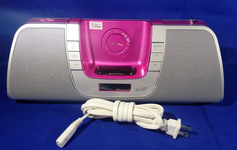 ILIVE RADIO IB209P