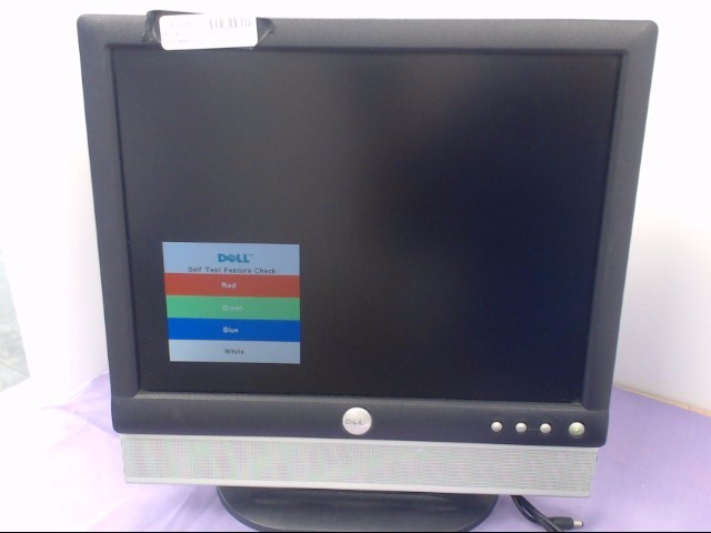 DELL Monitor MONITOR E153FPF WITH AS501 SPEAKER
