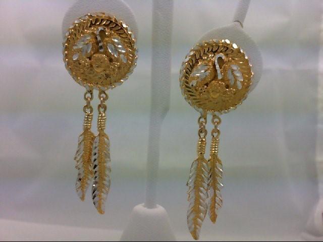 Silver Earrings 925 Silver 14.2g