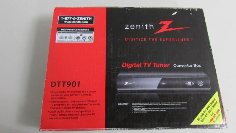 DIGITAL STREAM Digital Media Receiver CONVERTERBOX