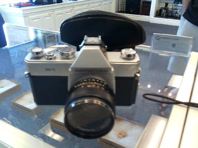 MAMIYA Film Camera 500 TL