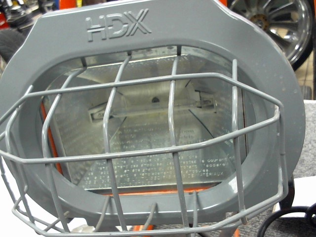 HDX Miscellaneous Tool HALOGEN LAMPS