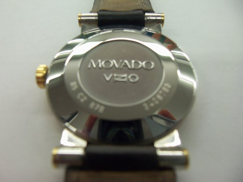 MOVADO Gent's Wristwatch 85 C2 878