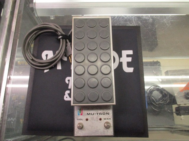 MU-TRON Effect Equipment C-200 VOLUME WAH MUTRON C-200 VOLUME WAH