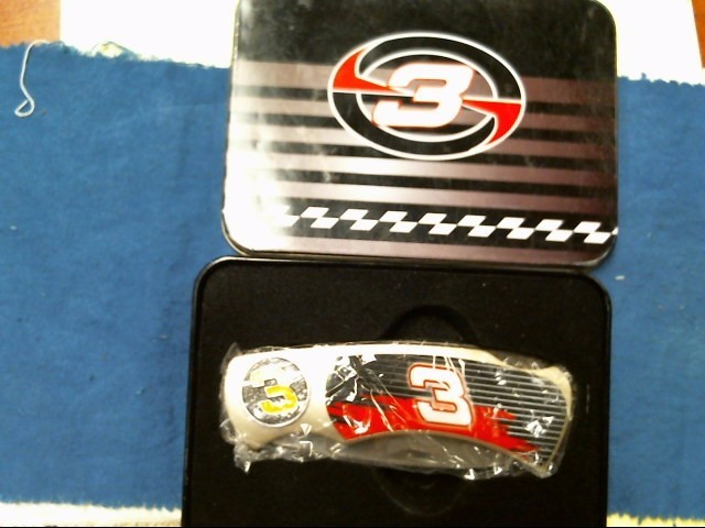 DALE EARNHARDT SR. KNIFE