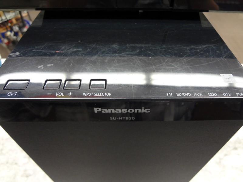 PANASONIC SB-HTB20 SUB/SOUNDBAR NO REMOTE