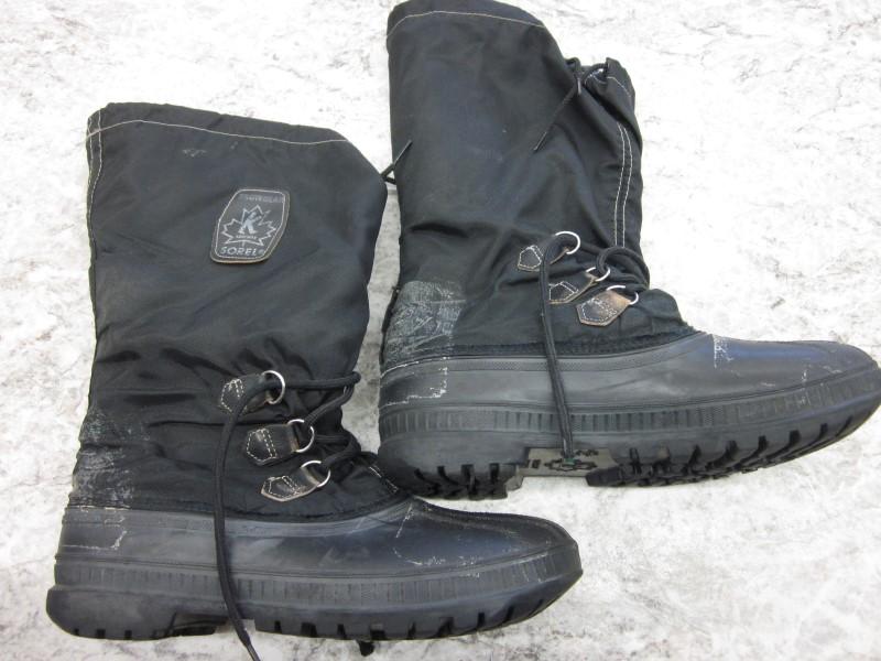 SOREL SNOWBEAR BOOTS