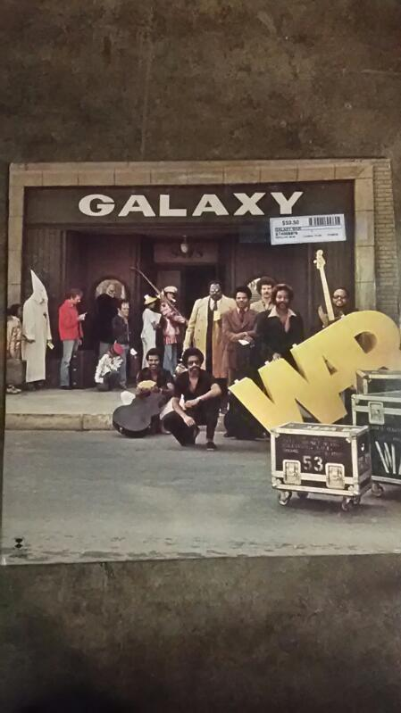 Galaxy War Vinyl