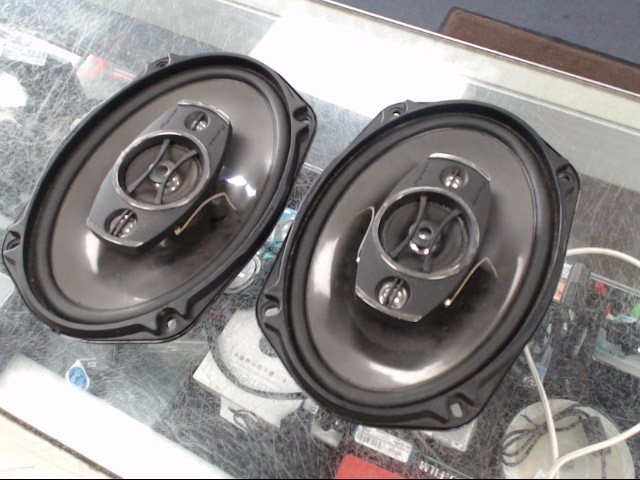 PIONEER ELECTRONICS Car Speakers/Speaker System TS-G974M