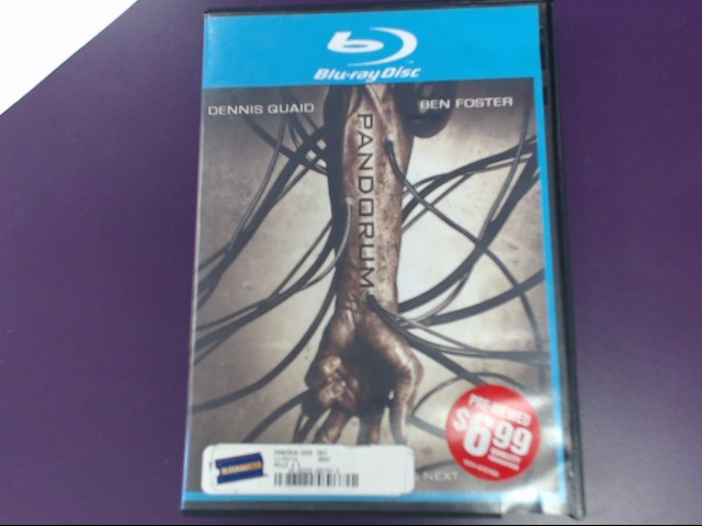 BLU-RAY MOVIE PANDORUM  *free shipping*