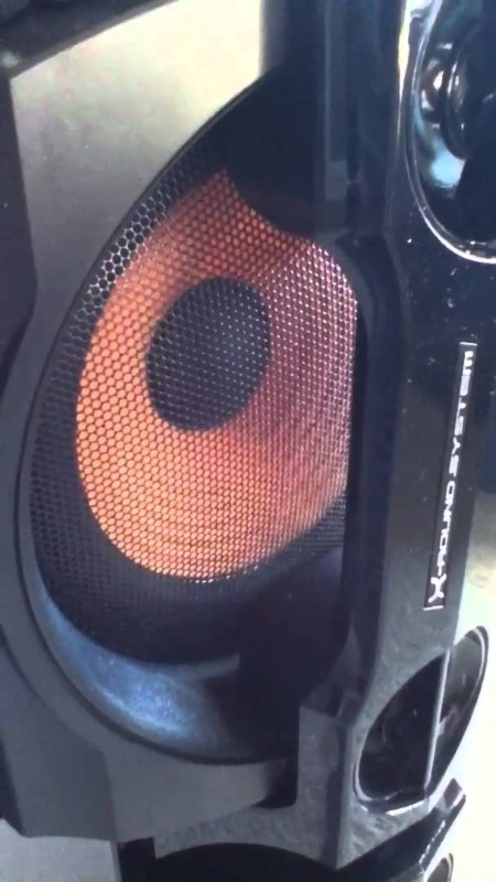 SONY Speakers/Subwoofer SS-LCD7DI