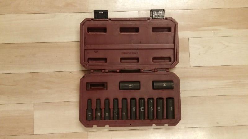 MATCO TOOLS Sockets/Ratchet SBDPM136V