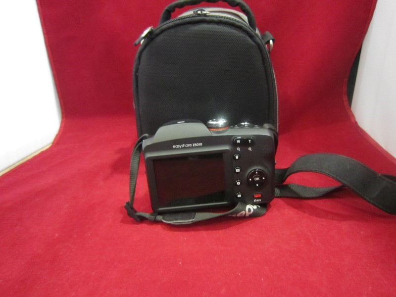 KODAK Digital Camera EASYSHARE Z5010