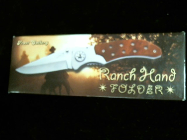 FROST CUTLERY Pocket Knife RANCH HAND