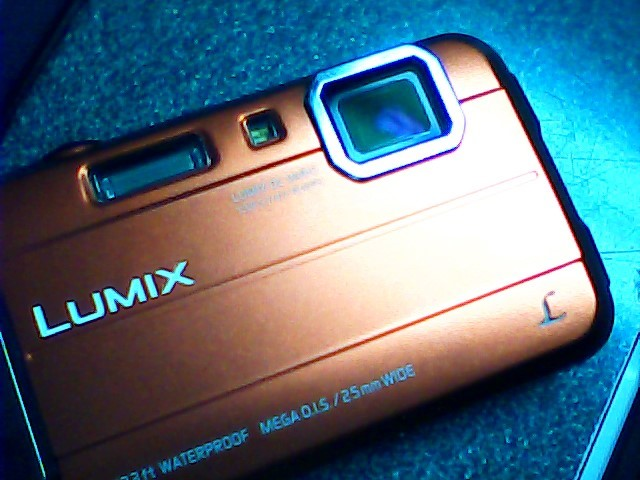 PANASONIC Digital Camera DMC-TS25