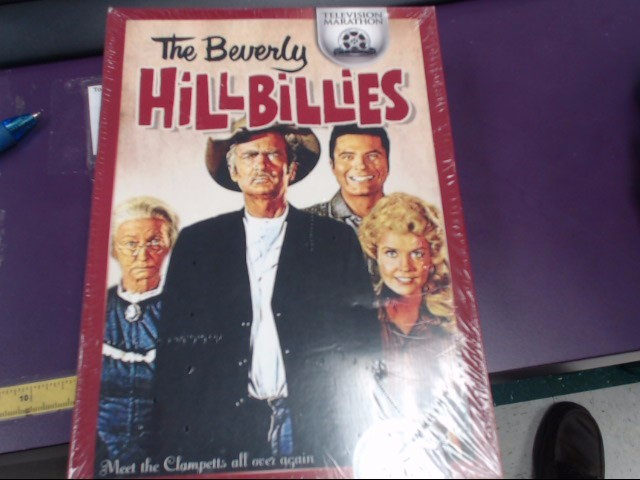 DVD BOX SET DVD THE BEVERLY HILLBILLIES TELEVISION MARATHON