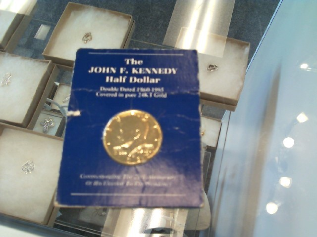 UNITED STATES Gold Coin 1985 KENNEDY HALF DOLLAR