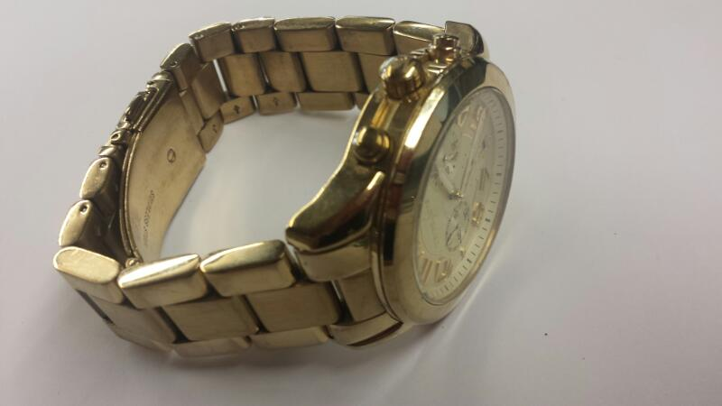 MICHAEL KORS Lady's Wristwatch MK-5726