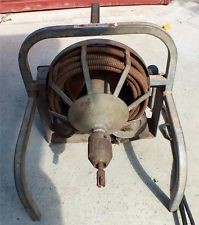 BURTON Level/Plumb Tool CRANK SEWER SNAKE