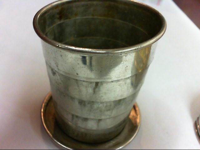 VINTAGE KNOX TELESCOPE CUP