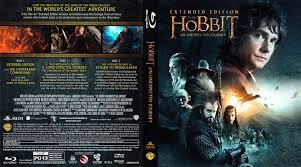 BLU-RAY MOVIE THE HOBBIT AN UNEXPECTED JOURNEY