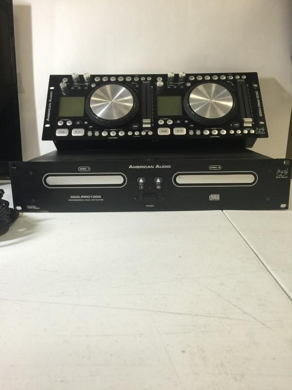 AMERICAN AUDIO Mixer DCD-PRO1000