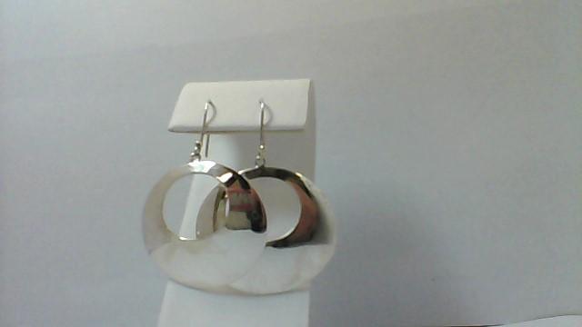 Silver Earrings 925 Silver 10.3g
