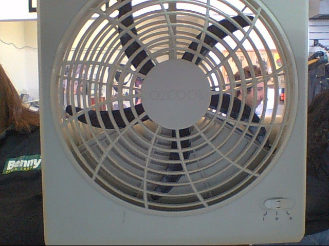 O2 COOL Outdoor Sports 2 IN 1 POCKET FAN AND MISTER