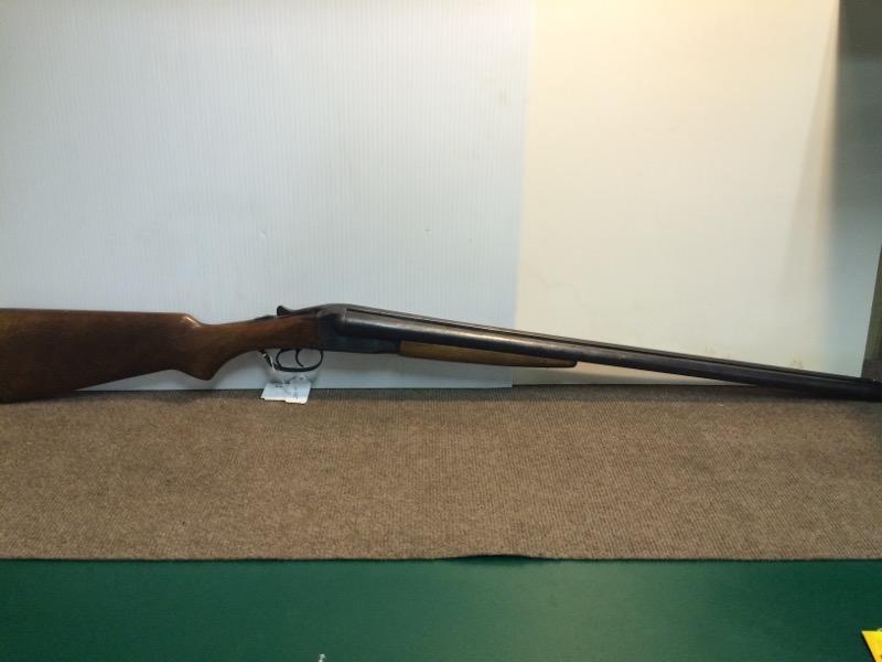 SHOTGUN, STEVENS MODEL 311A