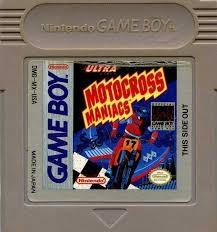 NINTENDO Video Game Accessory MOTOCROSS MANIACS