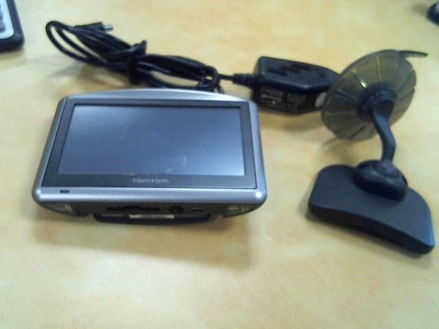 TOMTOM GPS System ONE XL