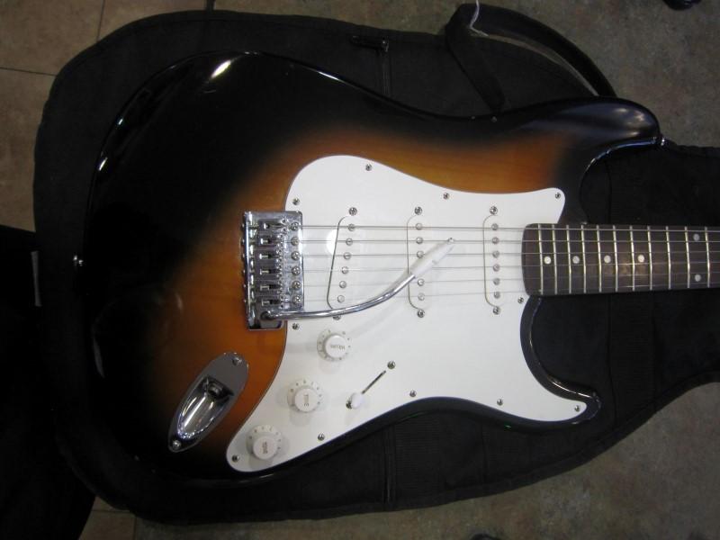 ABILENE Electric Guitar AS-11