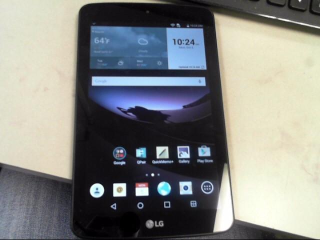 LG Tablet LG-LK430