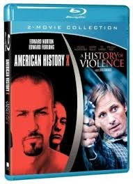 BLU-RAY MOVIE Blu-Ray AMERICAN HISTORY X, A HISTORY OF VIOLENCE