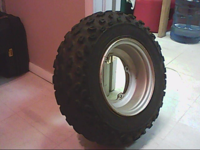 ATV ATV Part 4 WHEELER FRONT WHEEL