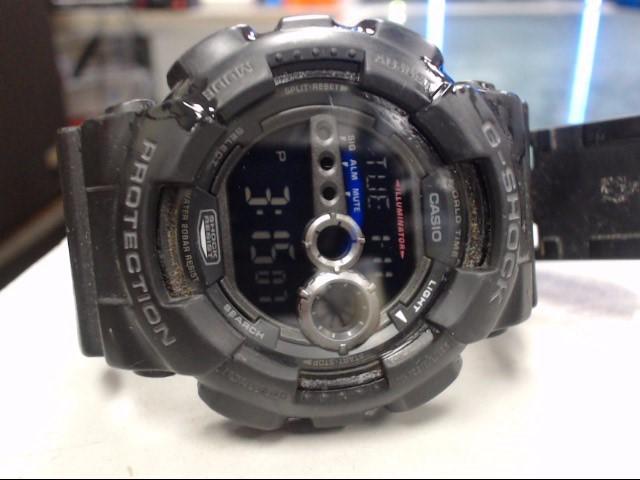 CASIO Gent's Wristwatch GD-100