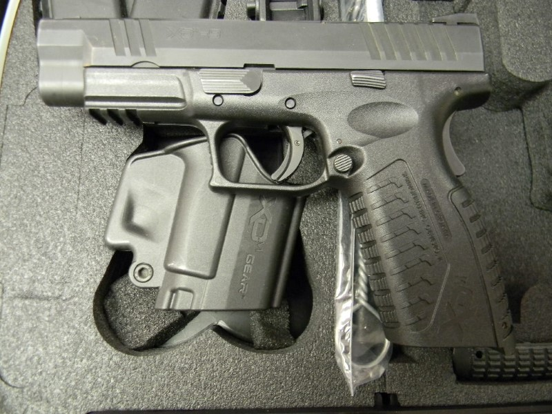 "Springfield Armory - XDM - 4.5"" -  9MM"