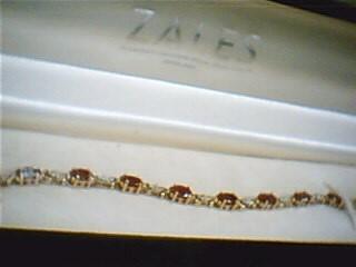 Gold Bracelet 10K Yellow Gold 8g