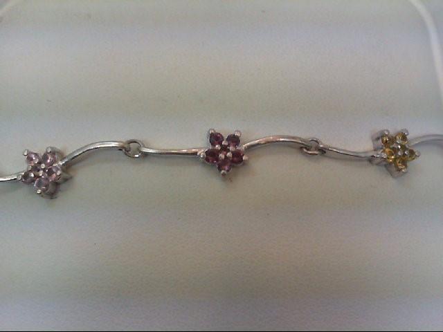 Silver Bracelet 925 Silver 4.3g