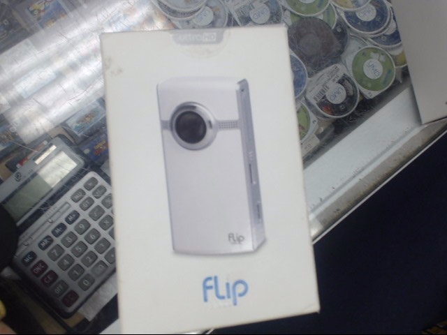 FLIP VIDEO Digital Camera U260W