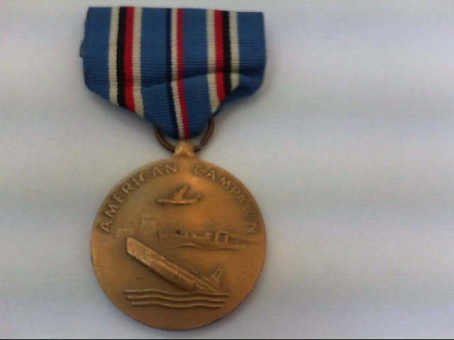 AMERICAN CAMPAIGN MEDAL