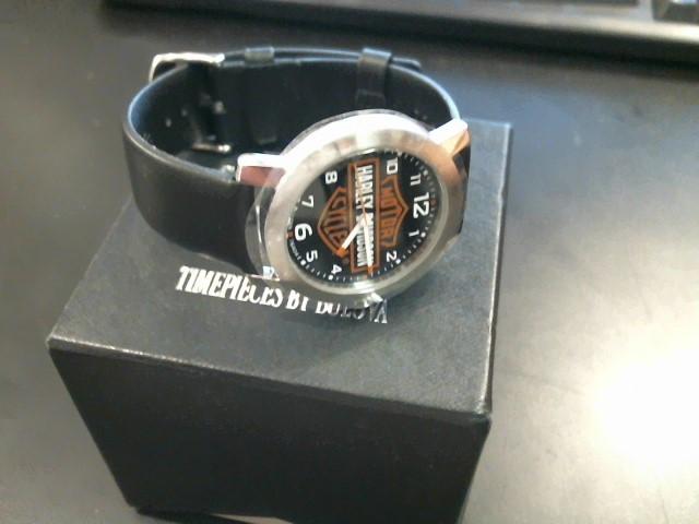 BULOVA Lady's Wristwatch HARLEY DAVIDSON WATCH