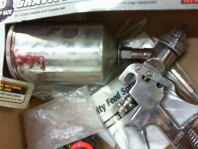 PERFORMANCE TOOL Spray Equipment M710