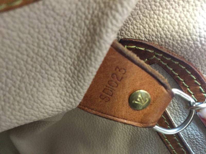 LOUIS VUITTON Handbag MONOGRAM BUCKET BAG