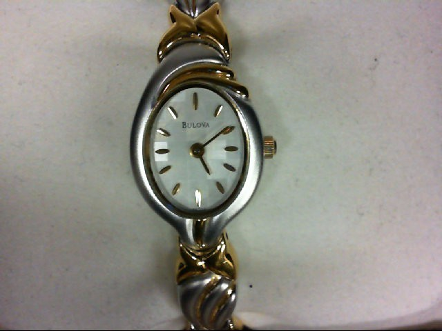 BULOVA Lady's Wristwatch AO